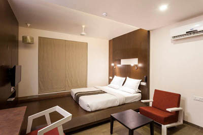 Super Deluxe Rooms at Hotel K Tree in Kolhapur
