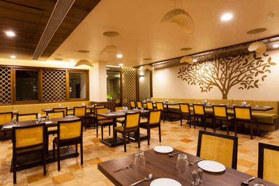 Hotel K Tree Restaurant in Kolhapur