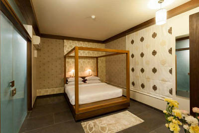 Elegance Suite Rooms at Hotel K Tree in Kolhapur
