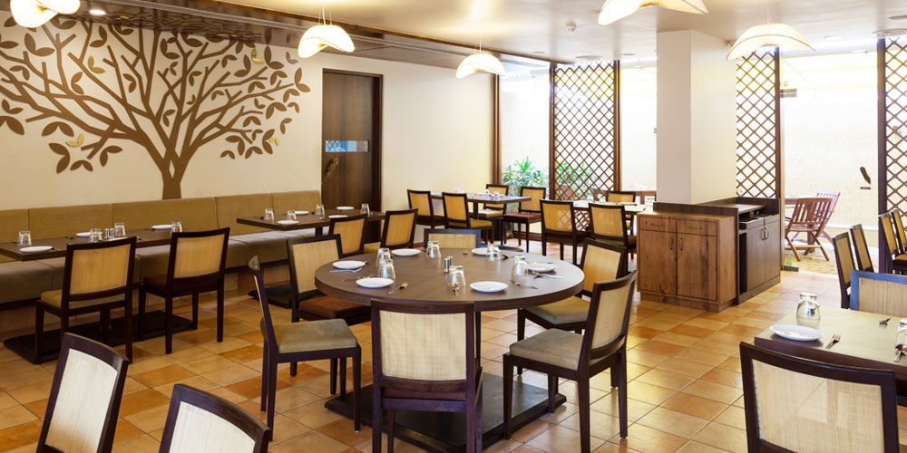hotel k tree multi cuisine restaurant kolhapur - Multi Restaurant Design
