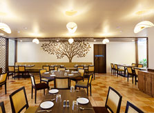 Multi-Cuisine Restaurant at Hotel K Tree, Kolhapur